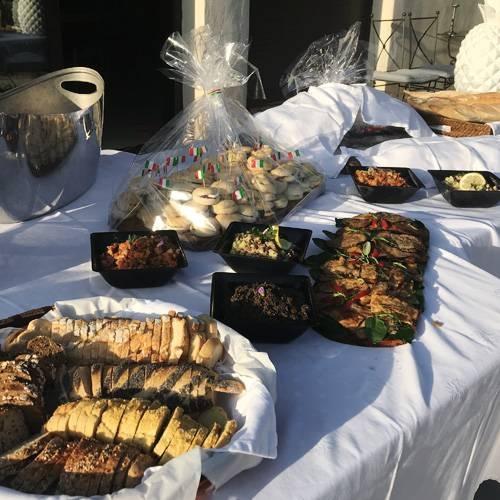 Traiteur et Plateaux repas - La Sicile Authentique - Restaurant Italien Marseille